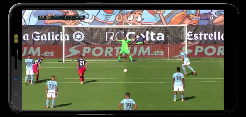 How to watch Live football match on phone