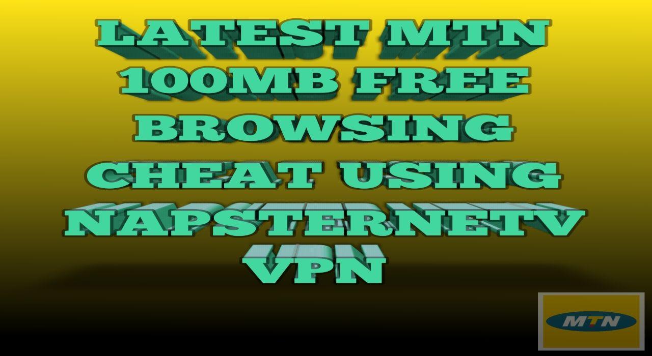 MTN 100MB NapsternetV
