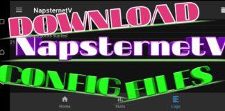 Download NapsternetV config file