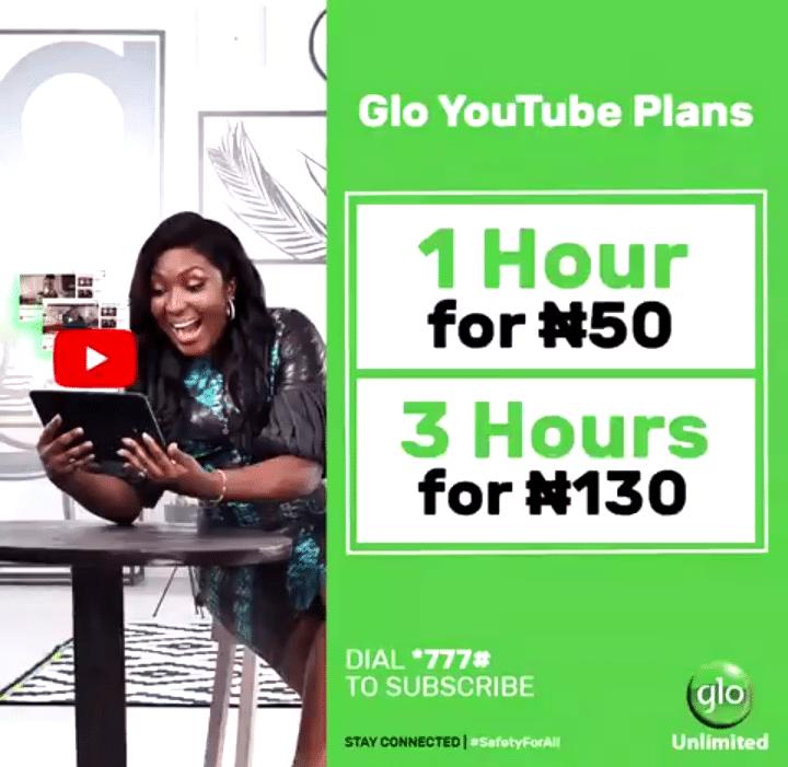 Glo YouTube plan