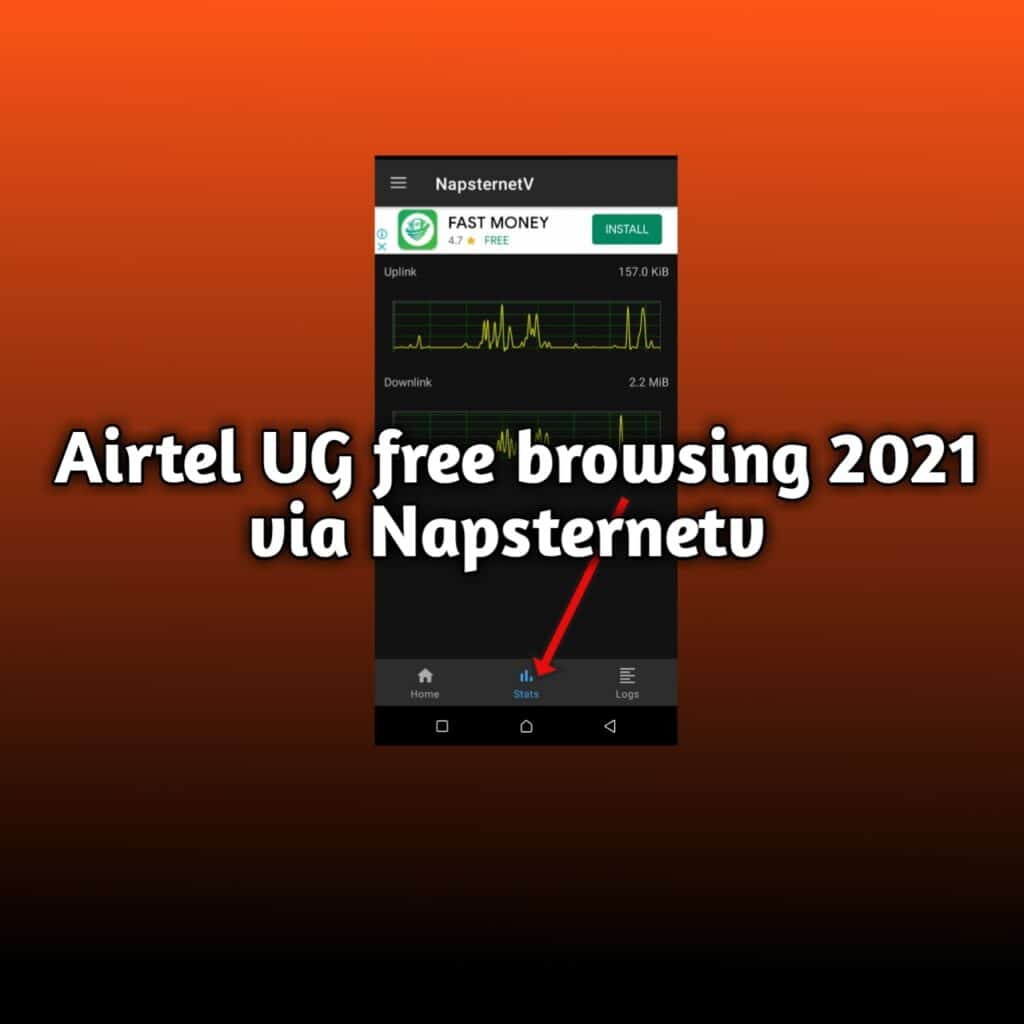 Airtel Uganda free internet