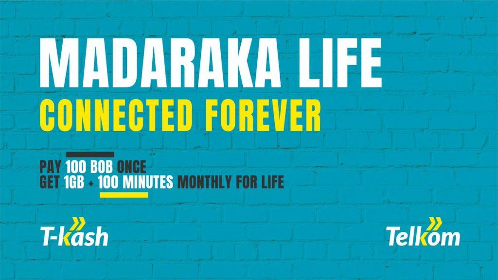 Telkom madaraka life offer